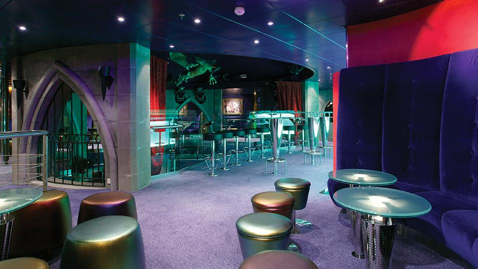Tower/Palazzo Night Club. Foto: Color Line